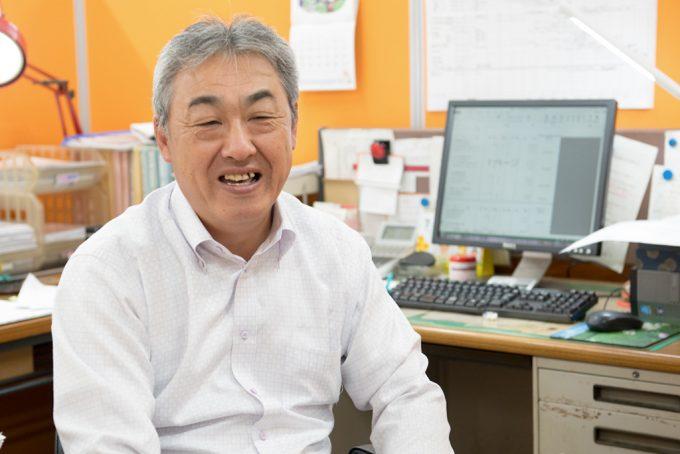 常務取締役 横岡 明彦