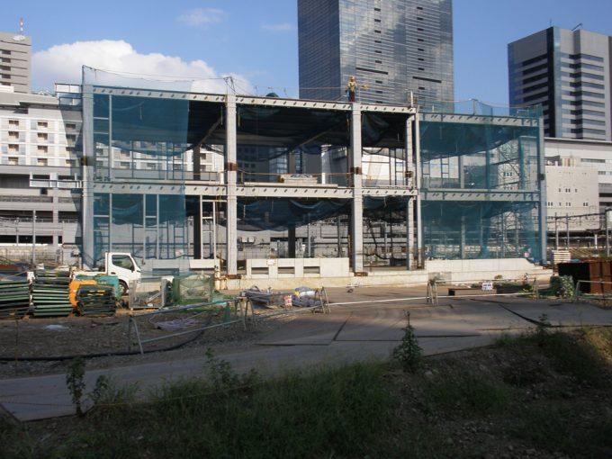 品川駅構内DATC機器室新設
